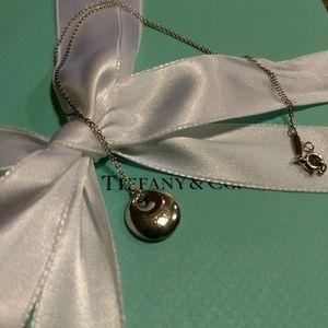 Vintage Tiffany & Co Elsa Peretti Pendant Necklace